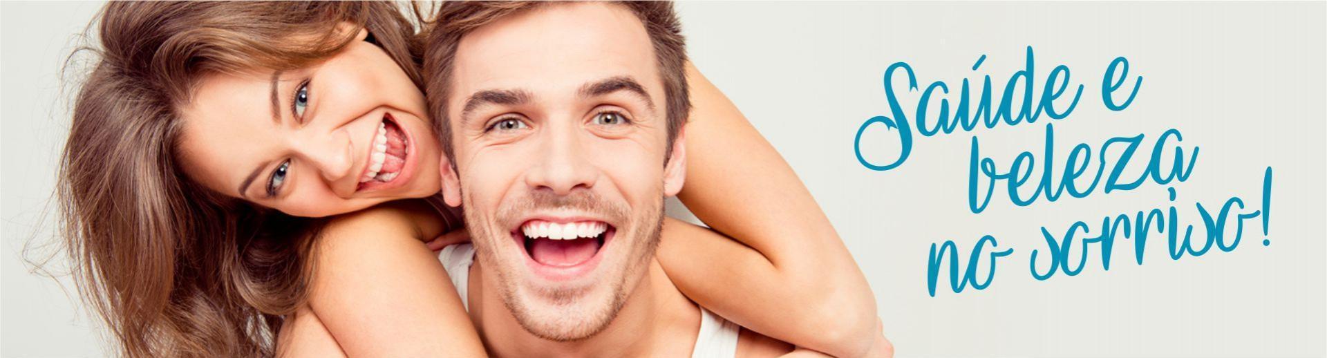 Saúde e beleza no sorriso