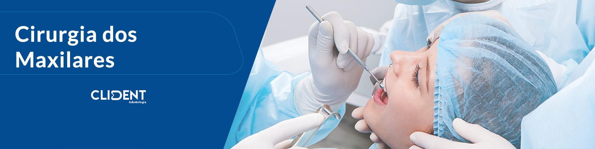 Cirurgia dos Maxilares