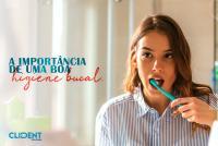 Importância de uma boa higiene bucal.