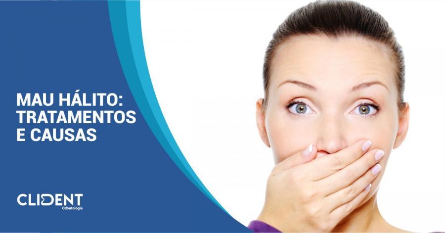 Mau hálito: tratamentos e causas