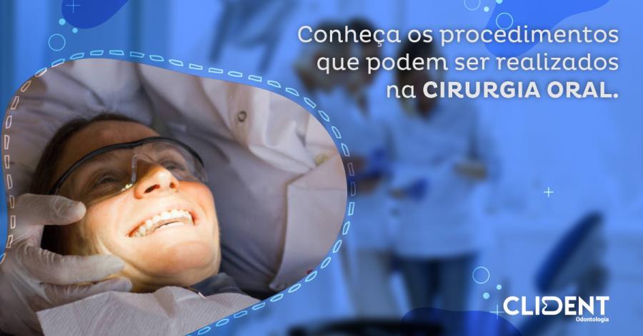 Saiba quais as cirurgias odontológicas mais comuns
